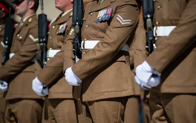 Government Seriously Failing Medically Discharged Veterans