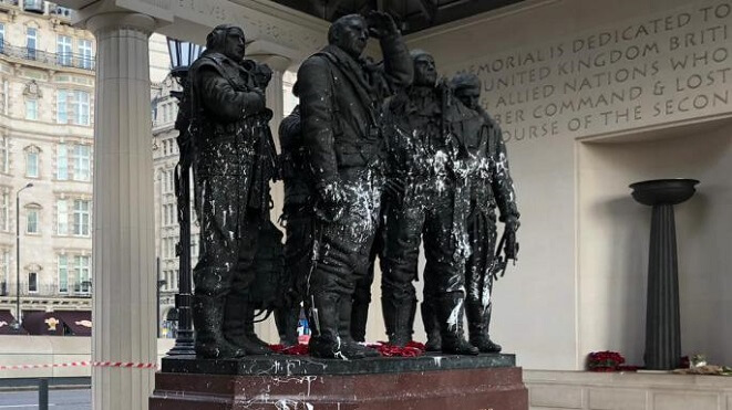 Stiffer Sentences For War Memorial Vandals