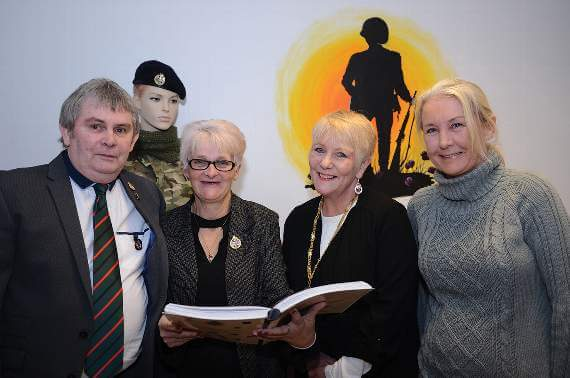 New Veteran Support Centre in Somerset